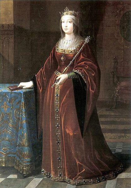 Queen Isabella I of Castile and Leon