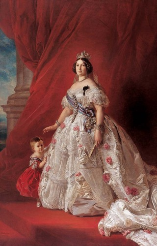 queen Isabella II of Spain