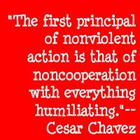 Quote Icons: Cesar Chavez