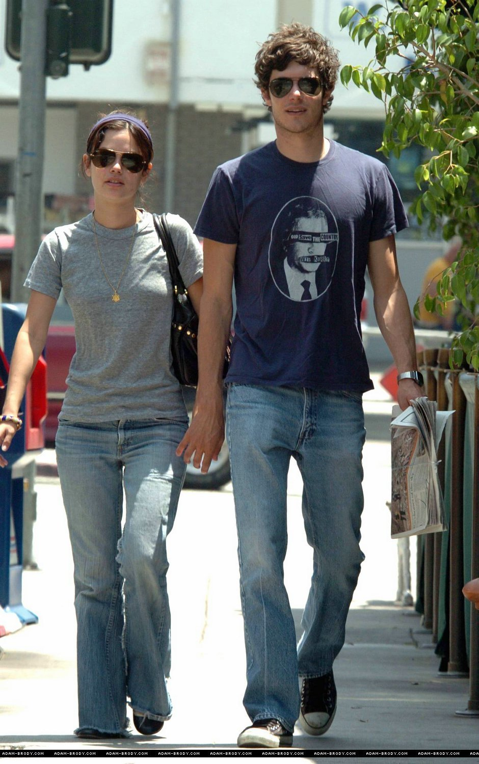 Adam Brody and Rachel Bilson Photo (2314260) - Fanpop