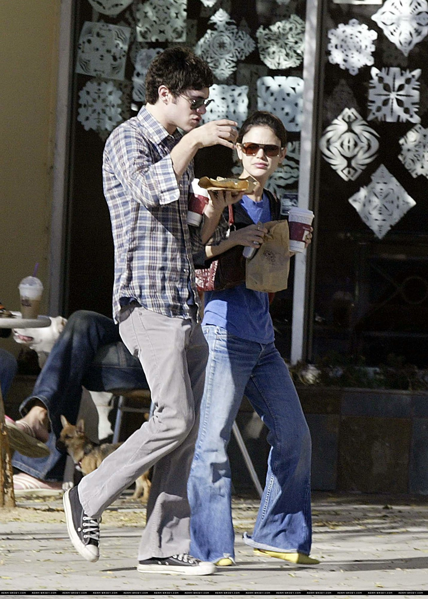 Rachel Bilson and Adam Brody | Is There a TV Costar Curse? 30 Couples ...