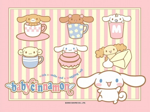 Resized Wallpaper - cinnamoroll Wallpaper