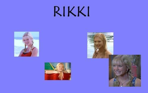Rikki backround