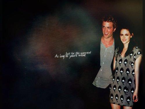 Robert & Kristen پیپر وال