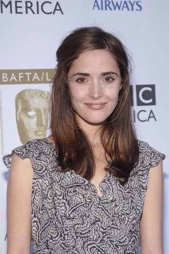 Rose at BAFTA Pre-Emmy party