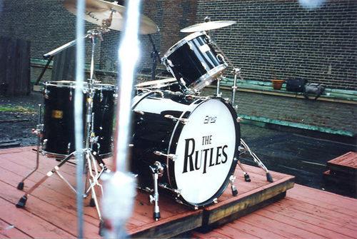 Rutles Drum Kit