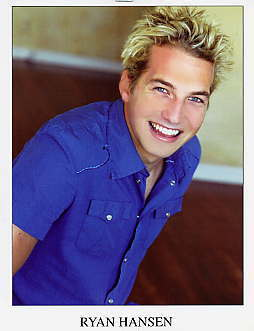 Ryan Hansen Headshots