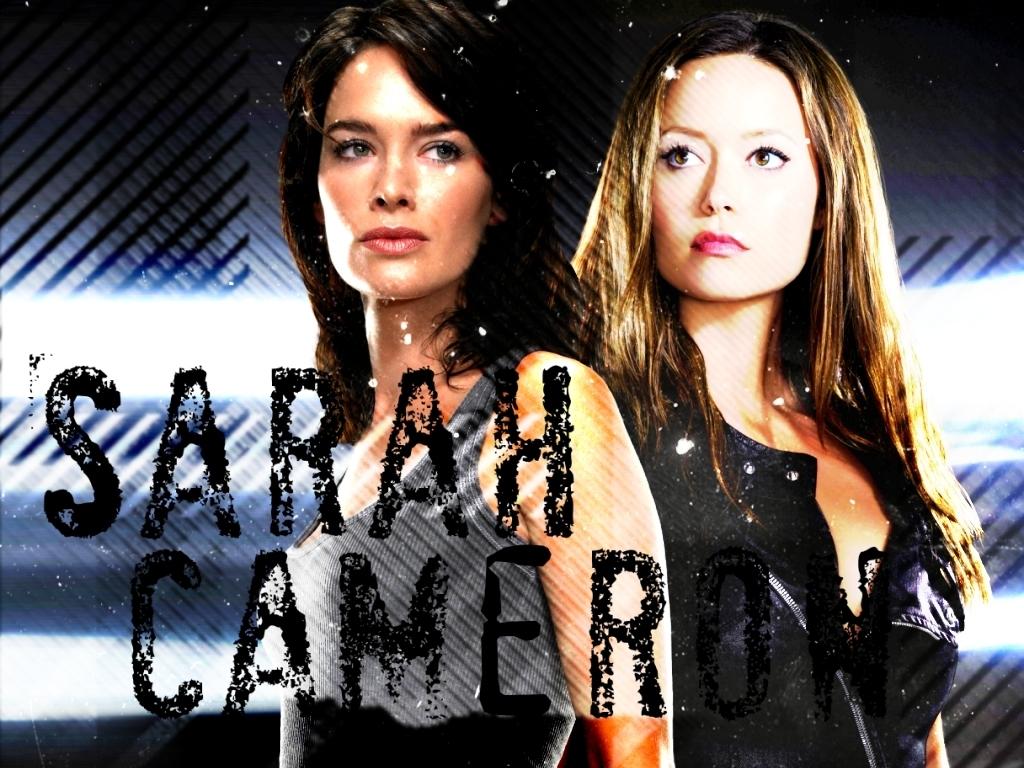 Sarah/Cameron Wallpaper - The Sarah Connor Chronicles 1024x768 800x600