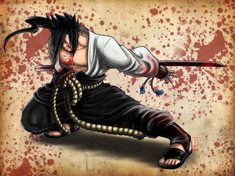 naruto shippuden vs sasuke wallpaper. Sasuke - Naruto Shippuuden