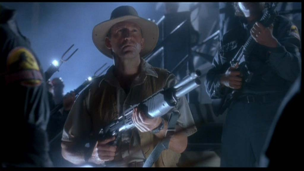 Scenes from Jurassic Park [part 1]