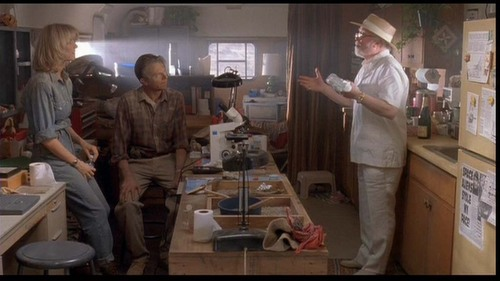 Scenes from Jurassic Park [part 2]