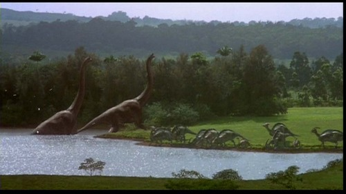 Scenes from Jurassic Park [part 3]