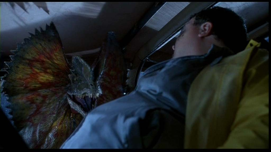 Scenes from Jurassic Park [part 4]
