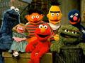Sesame Street - elmo wallpaper