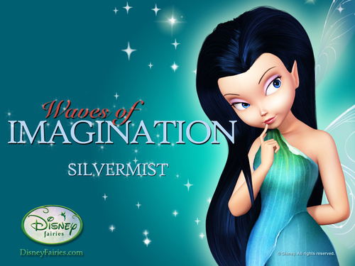 disney mga engkanto wolpeyper possibly with a portrait called Disney mga engkanto Silvermist wolpeyper