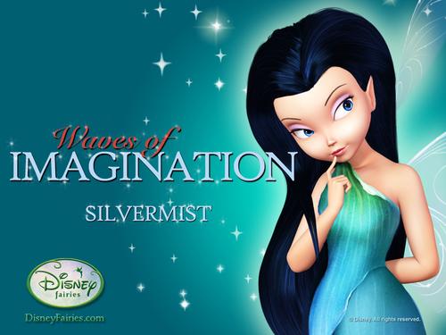 Disney fées Silvermist fond d'écran