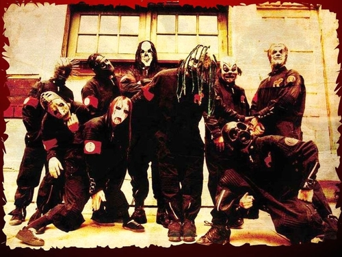 Slipknot - slipknot Wallpaper
