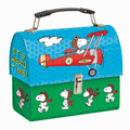 Snoopy Dome Lunch Box