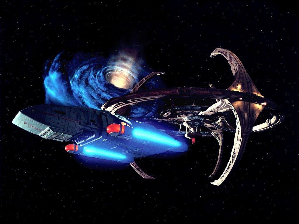 ngôi sao Trek Deep không gian Nine