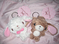 Sugarbunnies Keychains