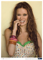 Summer Glau in Venice Magazine