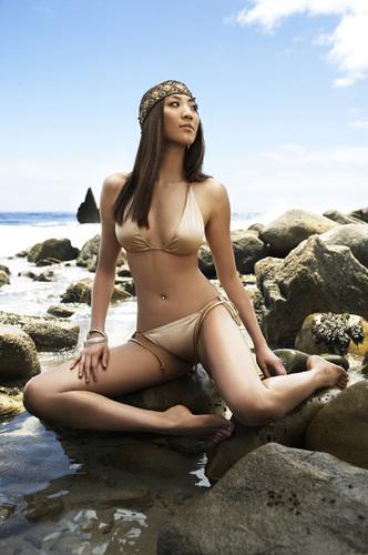 Swimwear Photoshoot