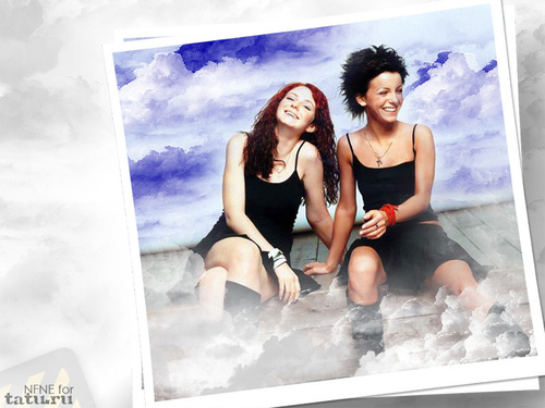 t.A.T.u. wallpaper titled TATU