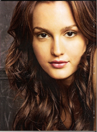 TV Guide Sexiest Stars: Leighton Meester