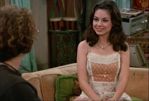 Jackie Burkhart wallpaper possibly containing a bridesmaid called That 70s show - season 2