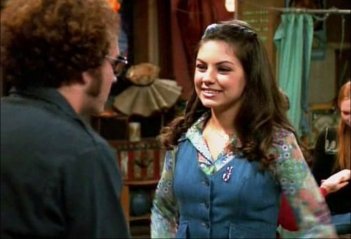Jackie Burkhart wallpaper probably with a portrait called That 70s show - season 3