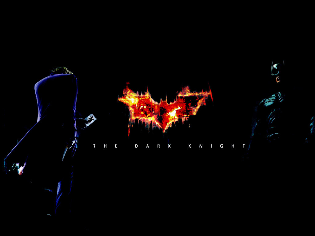The Joker - The Dark Knight Wallpaper