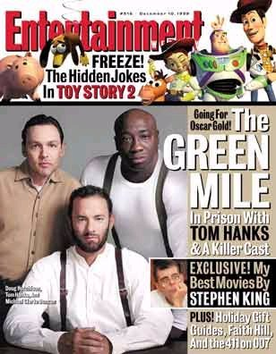 The Green Mile on Entertainment Magazine
