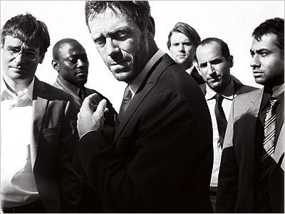 The Guys of House