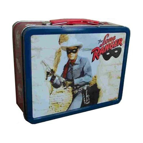 The Lone Ranger Lunch Box