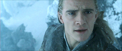 The Lord of the Rings - Legolas Screencap - The Fellowship of the Ring - legolas-greenleaf Screencap