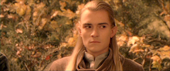 Legolas Greenleaf wallpaper titled The Lord of the Rings - Legolas Screencap - The Fellowship of the Ring