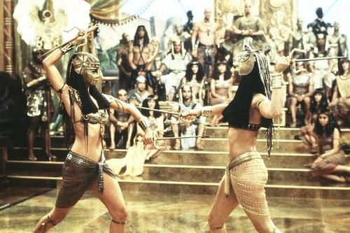 The Mummy 映画
