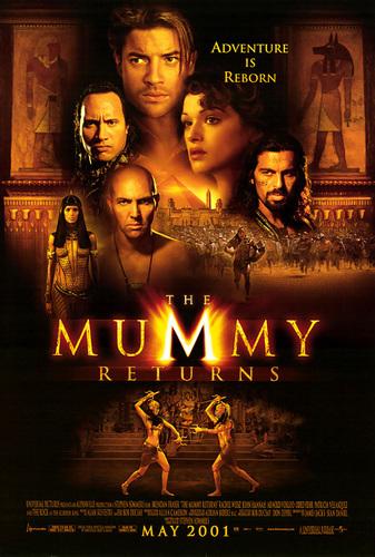 The Mummy phim chiếu rạp