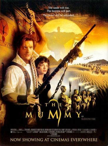 The Mummy 영화