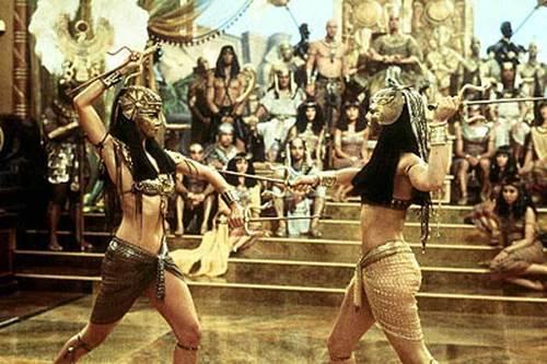 The Mummy cine