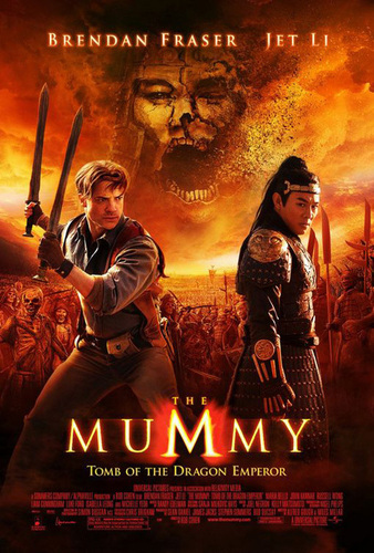 The Mummy 映画