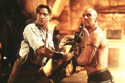 The Mummy sinema