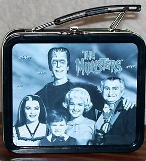 Lunch Boxes wallpaper entitled The Munsters lunchbox