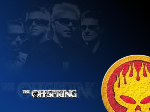 The Offspring দেওয়ালপত্র
