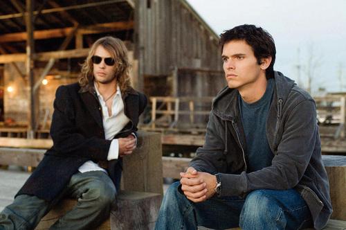 The Tribe: Chris & Shane