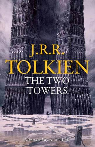 J.R.R. Tolkien wallpaper called The Two Towers