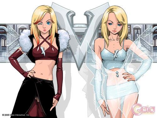 The VonHelson Twins