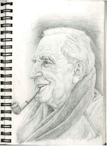 Tolkien fan Art