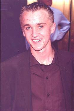 Tom Felton is too HOT!