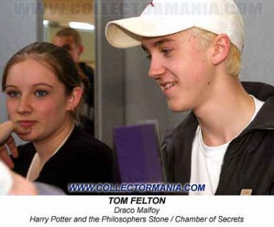 Tom Felton is too HOT!